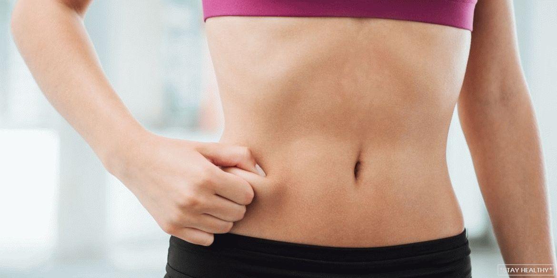 kakvu prehranu treba poduzeti da bismo izgubili salo na trbuhu kako da brzo izgubim masnoće na bedrima